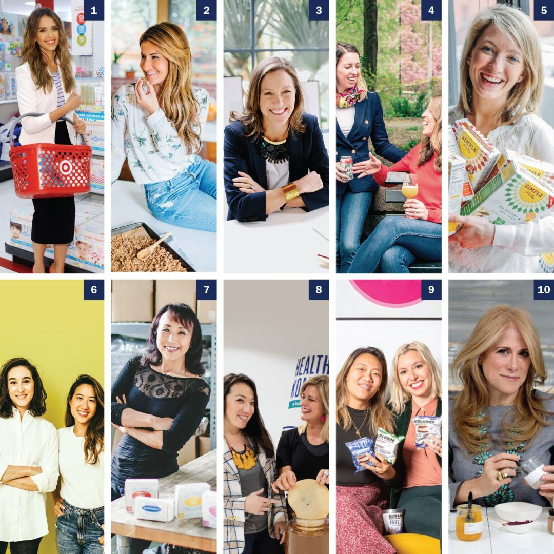 Top 10 Female-Founded Challenger Brands