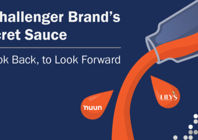 Challenger Brands: A Look Back, to Look Forward